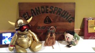 Gelandesprung Gelande'Gnomes